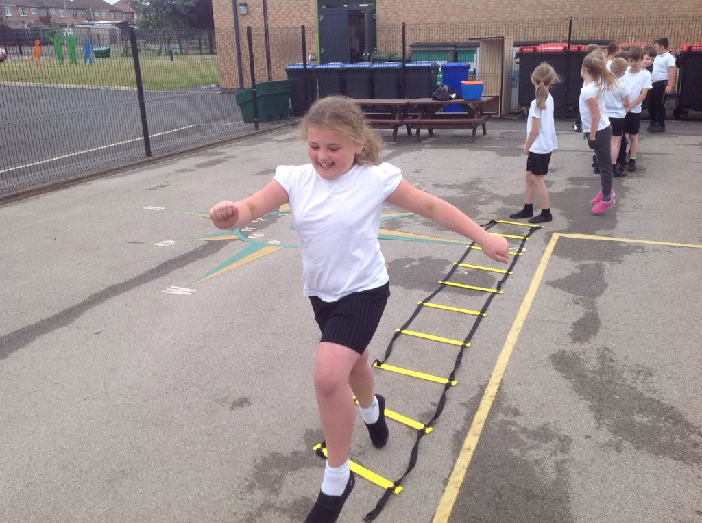 Obstacle course 2
